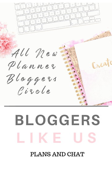 Bloggers Like Us: A New Creative Blogging Circle