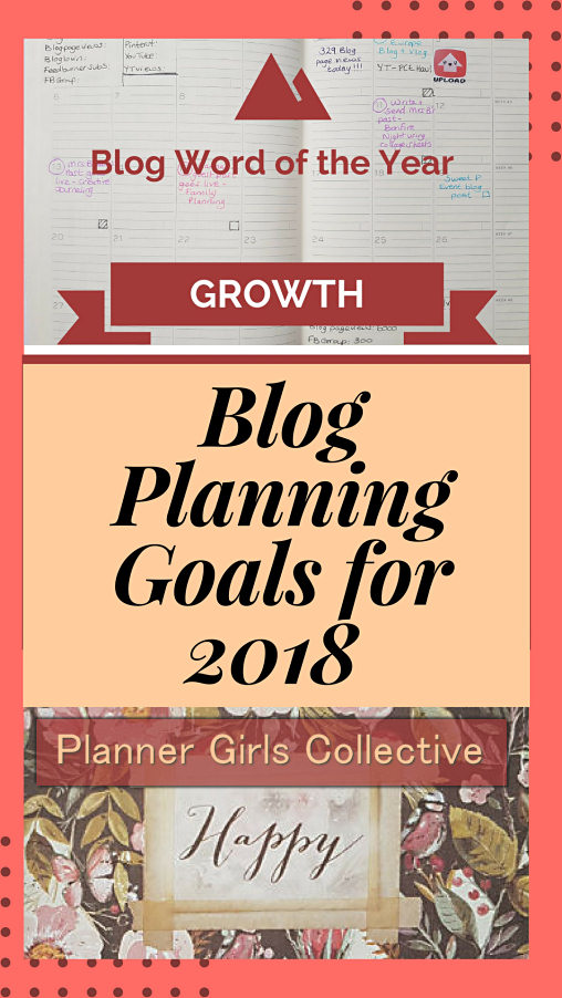 Planning Review for the year and making new plans for my blog planning, productivity and organisation systems for 2018. Have a look at my new blog planner setup and my words of the year. (Post is a part of The Planner Girls Collective) - Kerrymay._.Makes